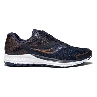 Saucony Ride 10 Navy / Denim / Copper