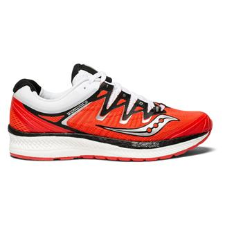 Saucony Triumph ISO 4 ViZi Red / Black / White