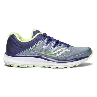 Saucony Guide ISO Fog / Purple / Mint