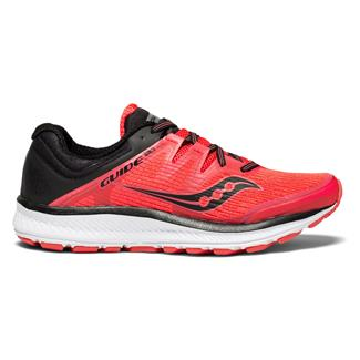 Saucony Guide ISO ViZi Red / Black