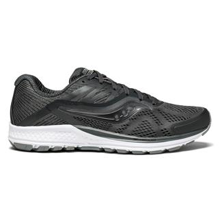 Saucony Ride 10 Gunmetal