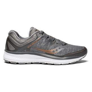 Saucony Guide ISO Gray / Denim / Copper