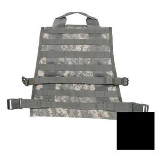 Blackhawk STRIKE Commando Recon Back Plate Carrier Black