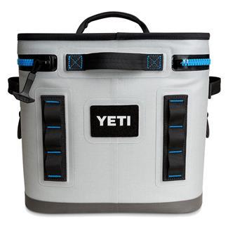 YETI Hopper Flip 12 Fog Gray / Tahoe Blue