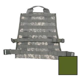 Blackhawk STRIKE Commando Recon Back Plate Carrier Olive Drab