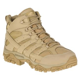 Merrell Tactical Moab 2 Mid Tactical WP Coyote