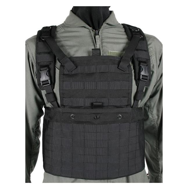 Blackhawk STRIKE Commando Recon Chest Harness Black