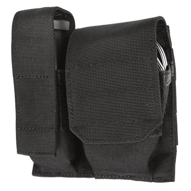 Blackhawk STRIKE Cuff / Mag / Light Pouch Black