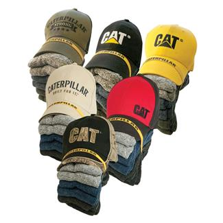CAT Cap / Sock Bundle Assorted