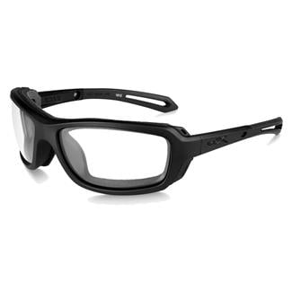 Wiley X WX Wave Matte Black (frame) - Clear (lens)