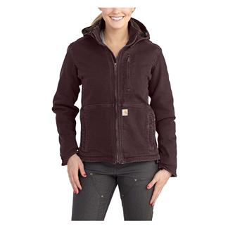 Carhartt Full Swing Caldwell Jacket Deep Wine