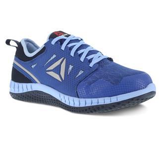 Reebok ZPrint Work Athletic Oxford ST ESD Blue / Sky Blue