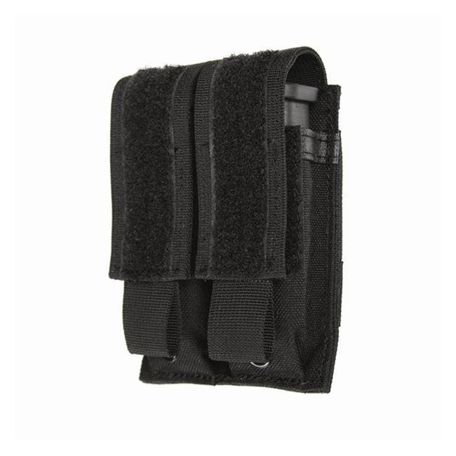 Blackhawk STRIKE Double Pistol Mag Pouch Black