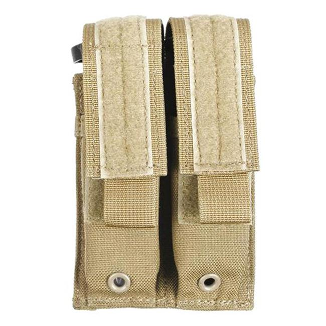 Blackhawk STRIKE Double Pistol Mag Pouch Coyote Tan