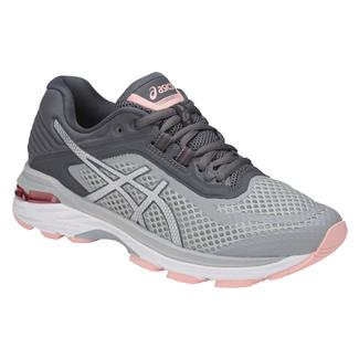 ASICS GT-2000 6 Mid Gray / Silver / Carbon