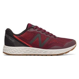 New Balance Fresh Foam Gobi v2 Oxblood / Black