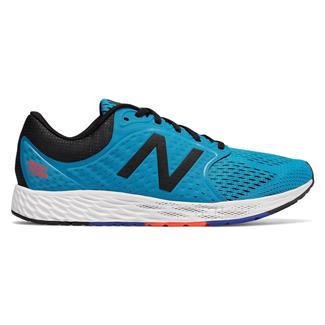 New Balance Fresh Foam Zante v4 Maldives Blue / Black / Flame
