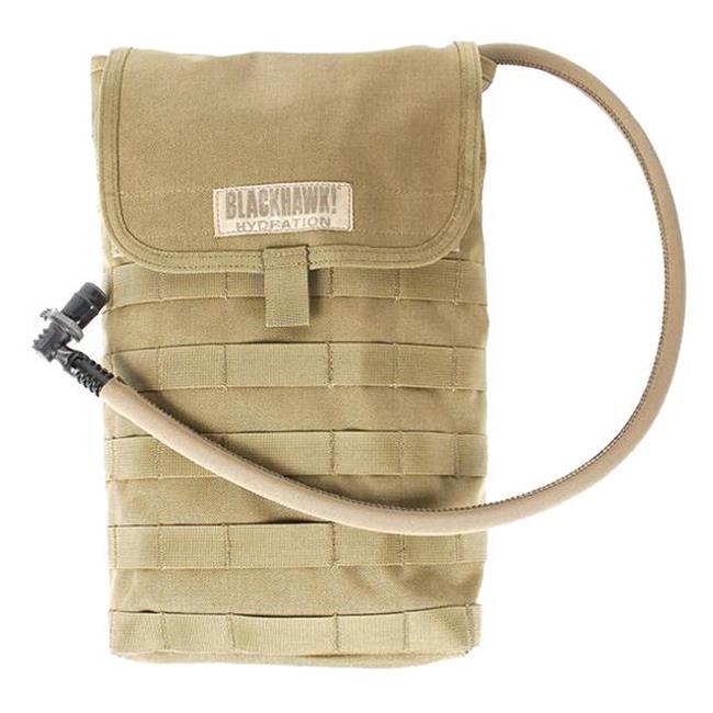 Blackhawk STRIKE Hydration Carrier Short / Wide Coyote Tan
