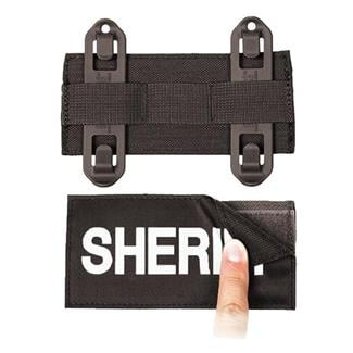 Blackhawk STRIKE Hydration Patch Panel Black
