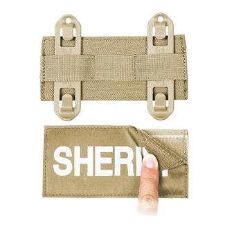 Blackhawk STRIKE Hydration Patch Panel Coyote Tan