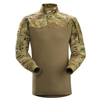 Arc'teryx LEAF Assault Shirt AR (Berry Compliant) MultiCam