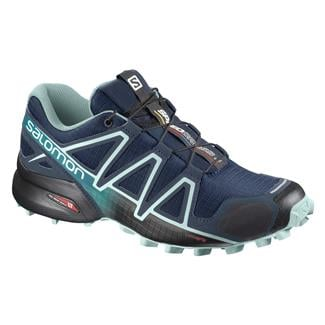 Salomon Speedcross 4 Poseidon / Eggshell Blue / Black