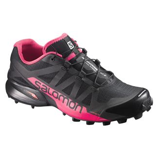 Salomon Speedcross Pro 2 Black / Virtual Pink