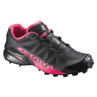 Salomon Speedcross Pro 2 Black / Virtual Pink