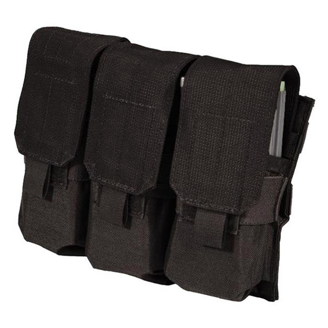 Blackhawk STRIKE M4 Triple Mag Pouch Black