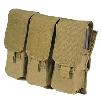 Blackhawk STRIKE M4 Triple Mag Pouch Coyote Tan
