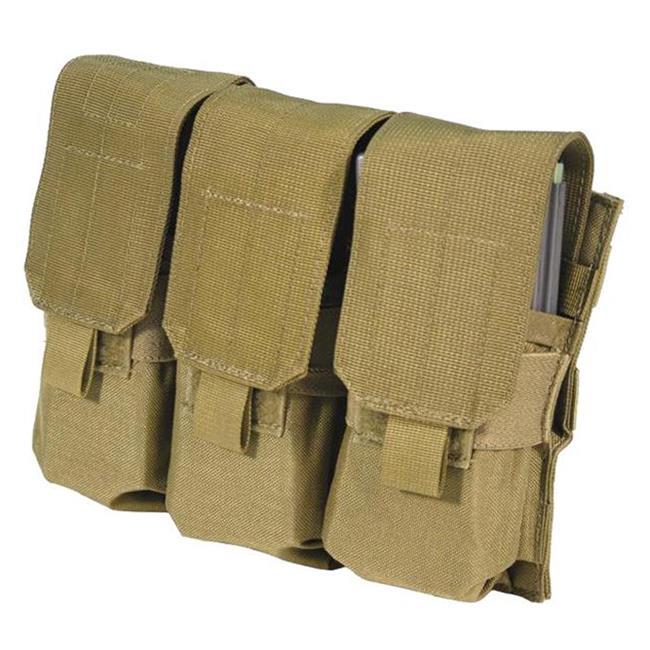 Blackhawk STRIKE M4 Triple Mag Pouch Coyote Tan