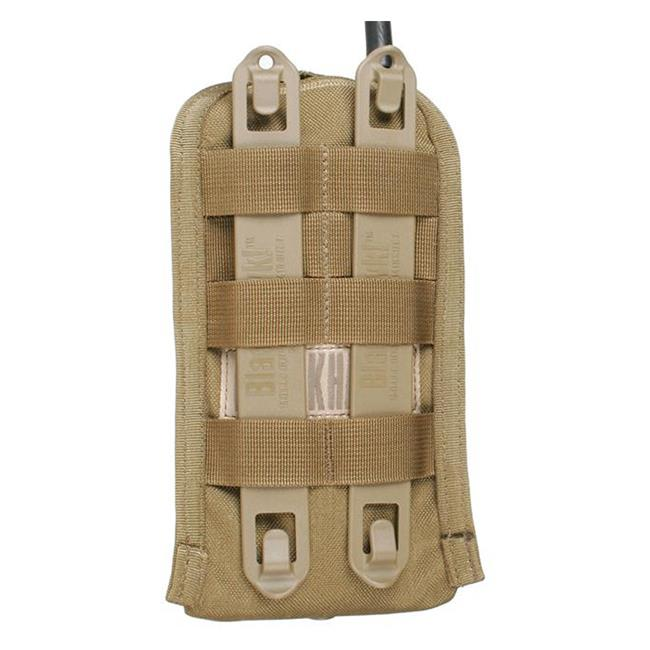 Blackhawk STRIKE MBITR Radio Pouch Coyote Tan