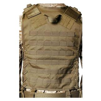 Blackhawk STRIKE Omega Vest Coyote Tan