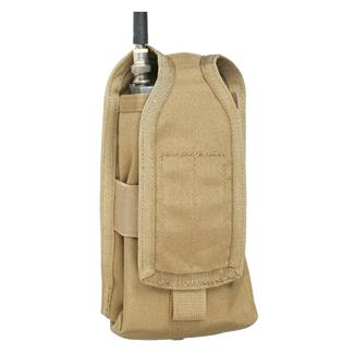 Blackhawk STRIKE PRC-112 Radio Pouch Coyote Tan