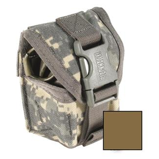 Blackhawk STRIKE Single Frag Grenade Pouch Coyote Tan