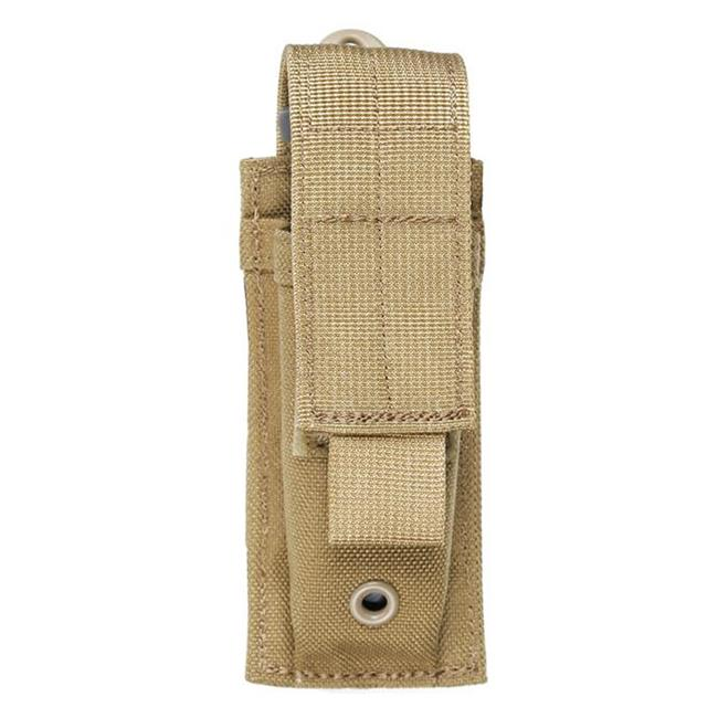 Blackhawk STRIKE Single Pistol Mag Pouch Coyote Tan
