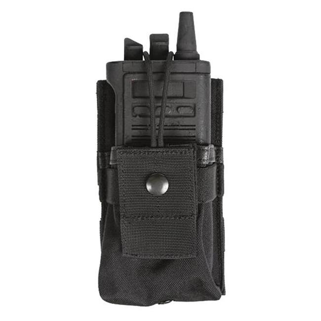 Blackhawk STRIKE Small Radio / GPS Pouch Black