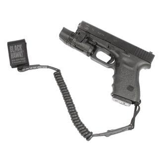 Blackhawk Tactical Pistol Lanyard Coiled Black