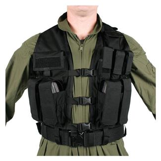 Blackhawk Urban Assault Vest Black