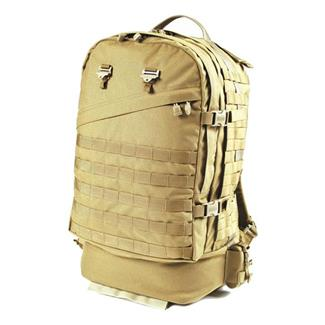 Blackhawk Velocity X3 Jump Pack Coyote Tan