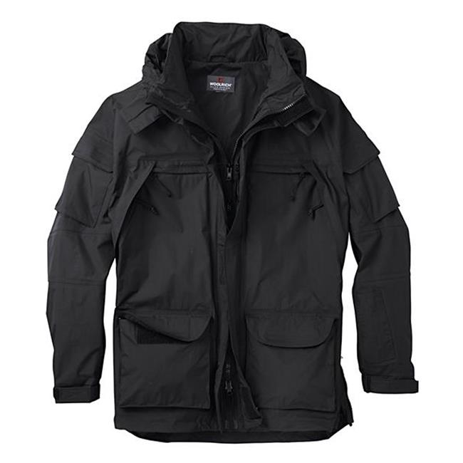 Woolrich Elite Breathable WP Parka Black