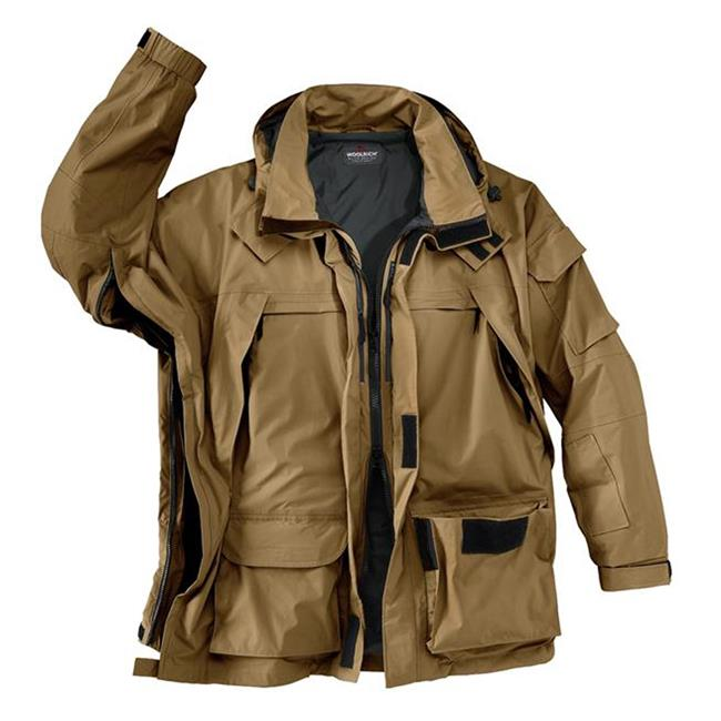 Woolrich Elite Breathable WP Parka Coyote