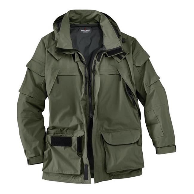 Woolrich Elite Breathable WP Parka OD Green