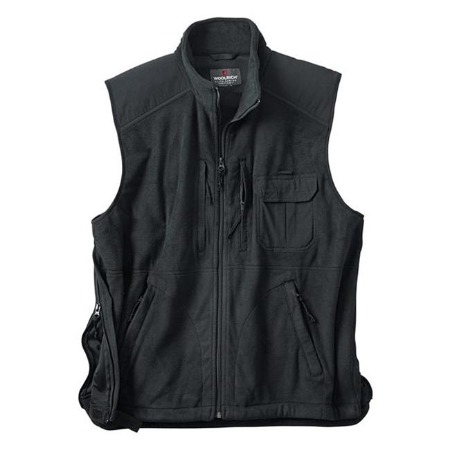 Woolrich Elite Fleece Tactical Vest Black