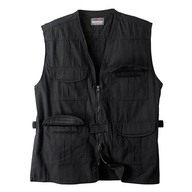 Woolrich Elite Discreet Carry Vest Black