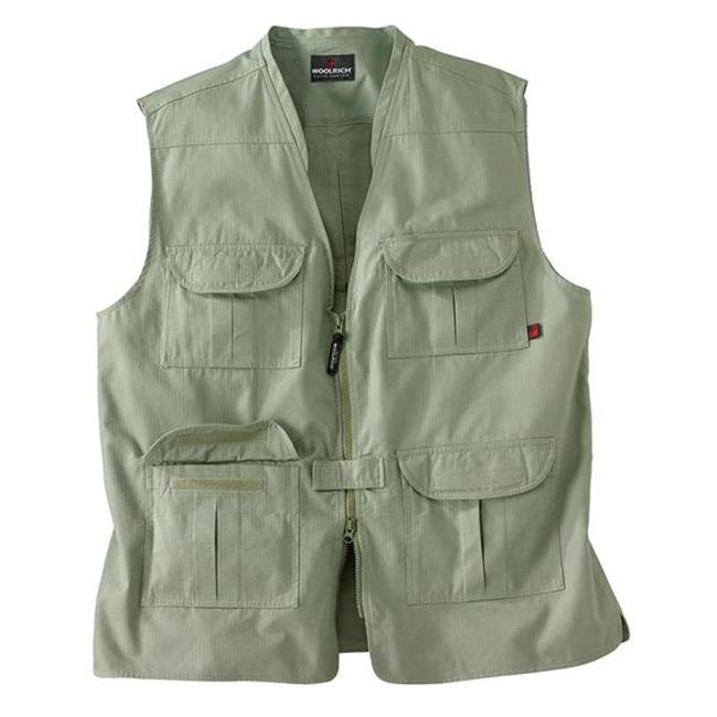 Woolrich Elite Discreet Carry Vest Khaki