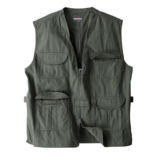 Woolrich Elite Discreet Carry Vest OD Green