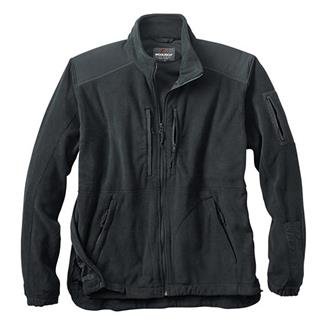 Woolrich Elite Fleece Tactical Jacket Black