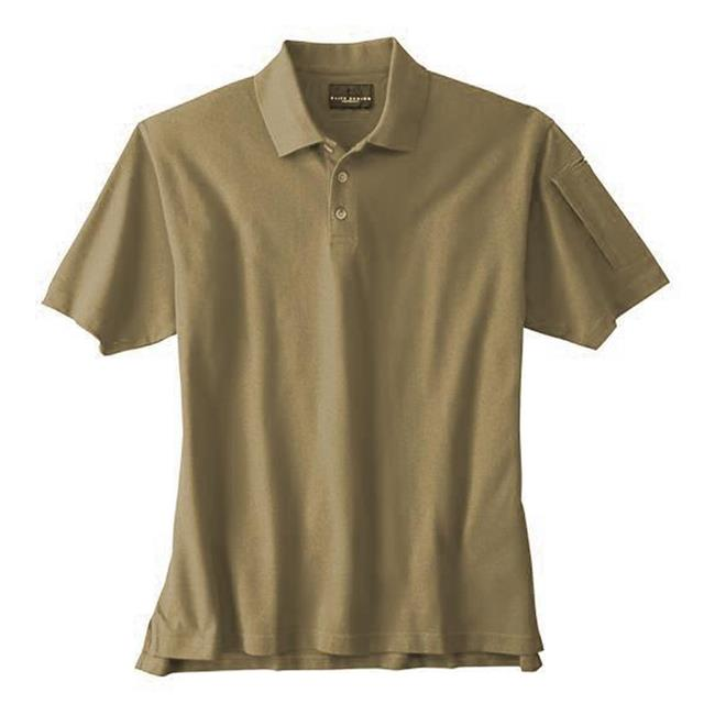 Woolrich Elite Short Sleeve Tactical Polo Khaki
