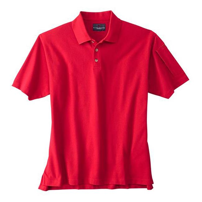 Woolrich Elite Short Sleeve Tactical Polo Red
